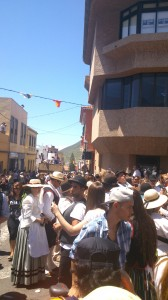 Straßenfest in Tegutese