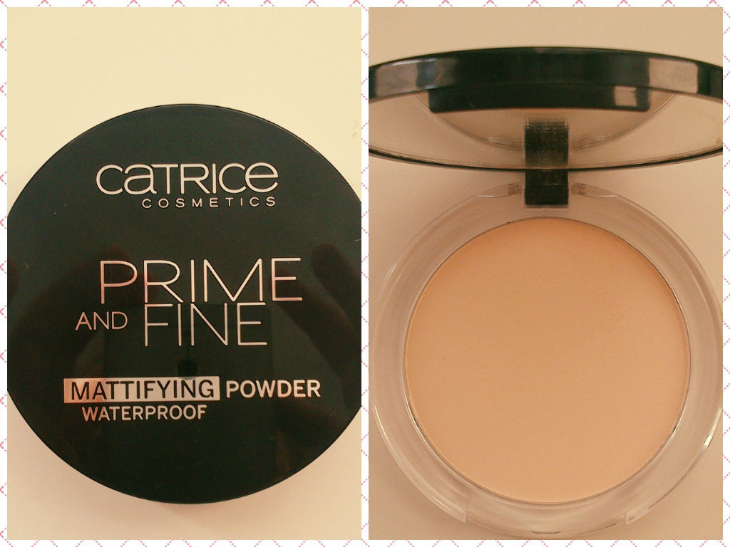 Mattifying Powder - Catrice