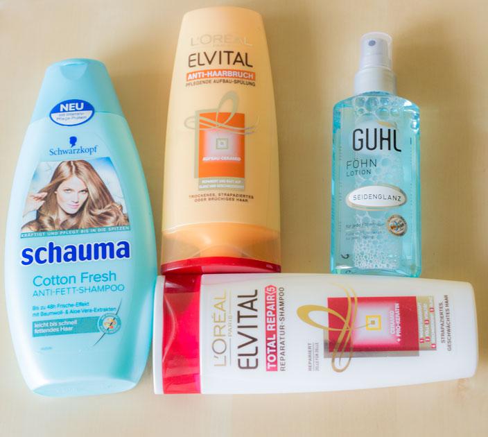 Haarpflege-Produkte