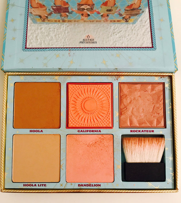 Cheek Parade - Palette von Benefit